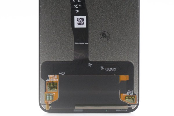 Huawei Nova Lite3 フロントパネル交換修理 [4]