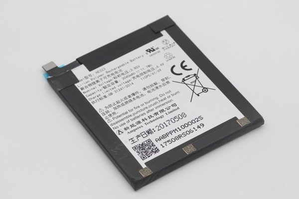 【ネコポス送料無料】Essential Phone PH-1 バッテリー HE323 3040mAh  [4]