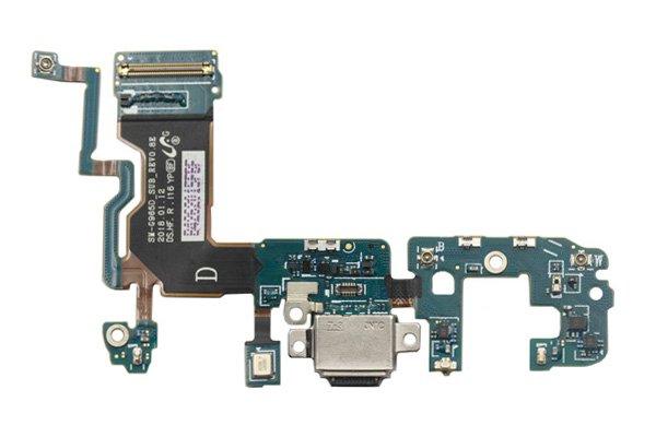 【ネコポス送料無料】Galaxy S9+(SC-03K)USB TYPE-C コネクターケーブル [1]