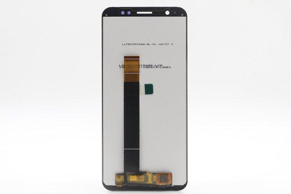 ZenFone Max (M1) (ZB555KL)フロントパネル 交換修理 ブラック [2]