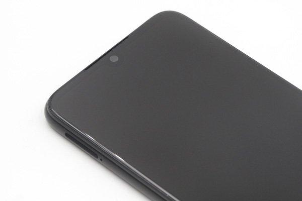 Redmi(紅米)Note7 フロントパネルASSY ブラック 交換修理 [7]