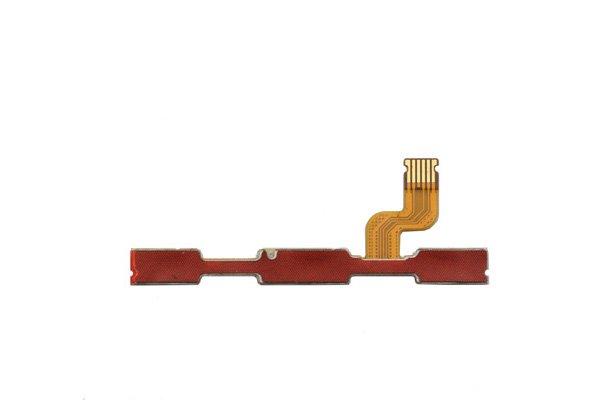 【ネコポス送料無料】Redmi(紅米)Note4 音量 & 電源ボタンケーブル [2]