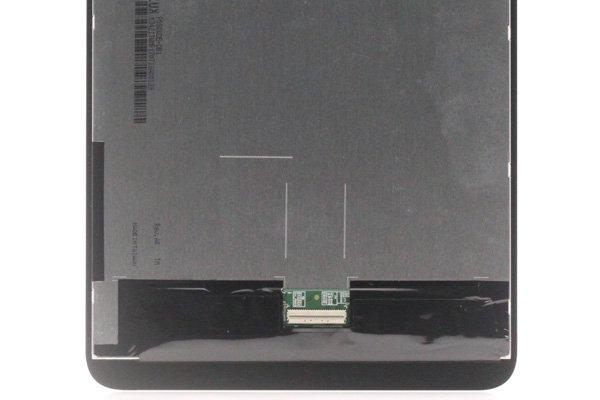 Huawei MediaPad T2 8.0 Pro(JDN-W09)フロントパネル ホワイト 交換修理 [3]