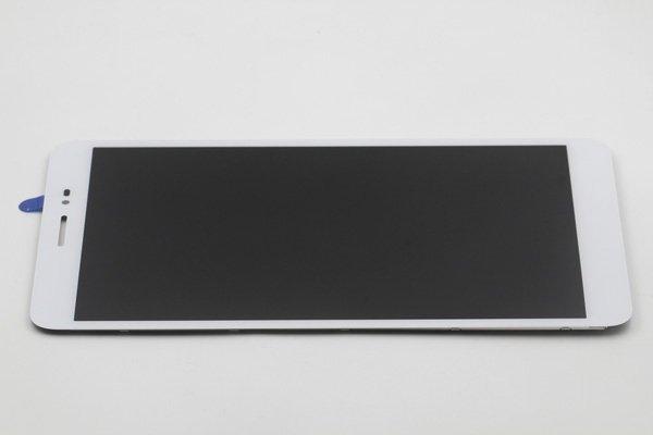 Huawei MediaPad T2 8.0 Pro(JDN-W09)フロントパネル ホワイト 交換修理 [4]