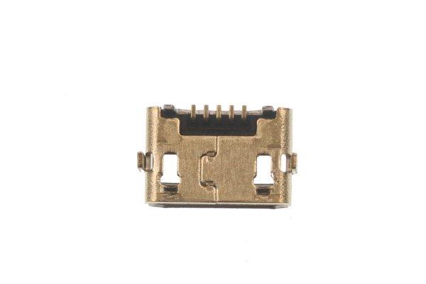 Huawei MediaPad M3 Lite 10 マイクロUSBコネクター交換修理 [2]