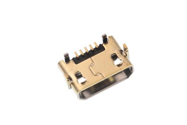 Huawei MediaPad M3 Lite 10 マイクロUSBコネクター交換修理 [3]