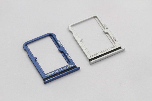 【ネコポス送料無料】Xiaomi(小米)mi8 SIMカードトレイ 全2色 [1]