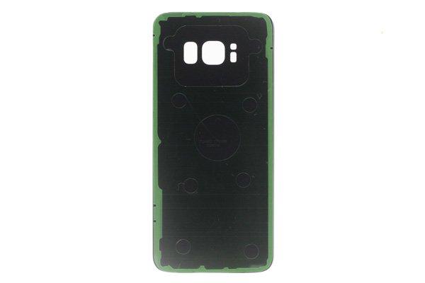 【ネコポス送料無料】Galaxy S8(SC-02J)バックカバー コーラルブルー [2]