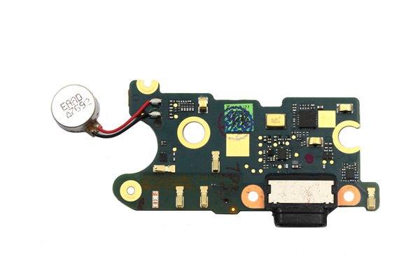 HTC U11 USB TYPE-C コネクターボード交換修理 [1]
