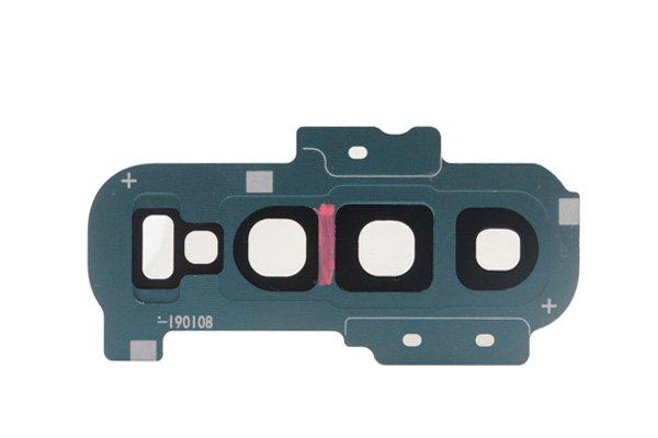 【ネコポス送料無料】Galaxy S10+(SM-G975)カメラレンズカバー 全5色 [11]