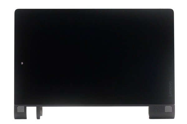 Lenovo YOGA Tab3 8(850F 850L)フロントパネルASSY 交換修理 ブラック [1]