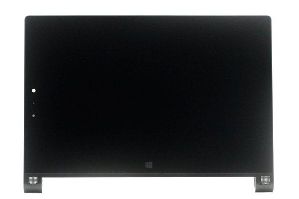 Lenovo YOGA Tablet 2-1051L フロントパネルASSY 交換修理 [1]