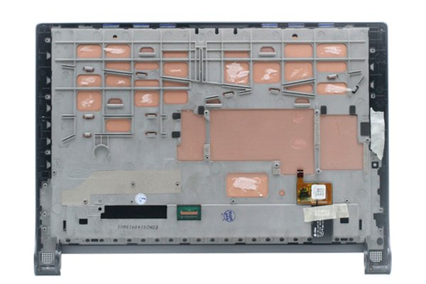 Lenovo YOGA Tablet 2-1051L フロントパネルASSY 交換修理 [2]
