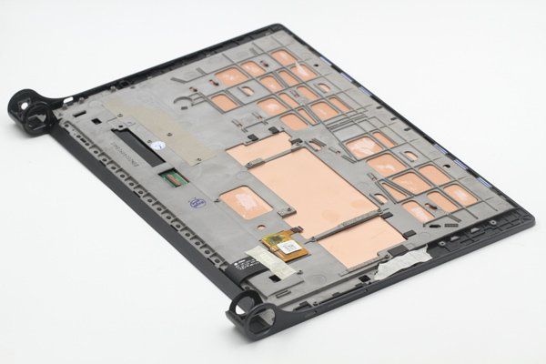 Lenovo YOGA Tablet 2-1051L フロントパネルASSY 交換修理 [6]