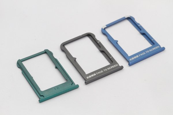 【ネコポス送料無料】Xiaomi(小米)mix3 SIMカードトレイ 全3色 [1]