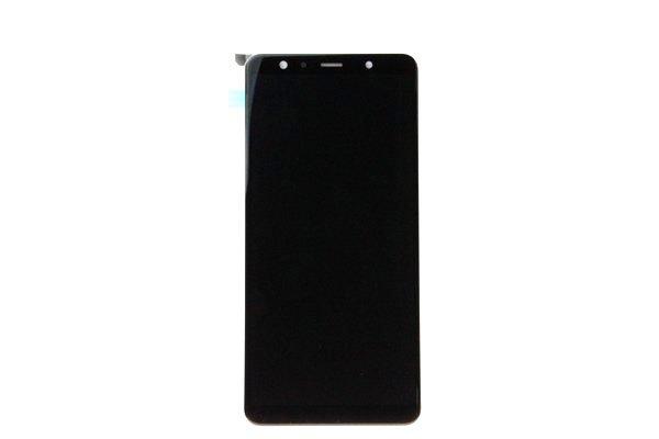 Galaxy A7(2018モデル)SM-A750FN フロントパネル交換修理 [1]