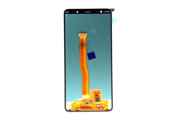 Galaxy A7(2018モデル)SM-A750FN フロントパネル交換修理 [2]