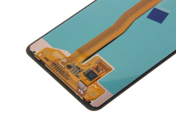 Galaxy A7(2018モデル)SM-A750FN フロントパネル交換修理 [5]