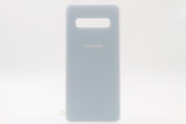 【ネコポス送料無料】Galaxy S10+(SM-G975)バックカバー 全2色 [1]