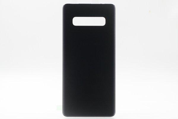 【ネコポス送料無料】Galaxy S10+(SM-G975)バックカバー 全2色 [3]