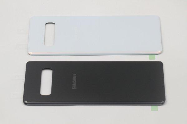【ネコポス送料無料】Galaxy S10+(SM-G975)バックカバー 全2色 [5]