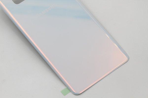【ネコポス送料無料】Galaxy S10+(SM-G975)バックカバー 全2色 [8]