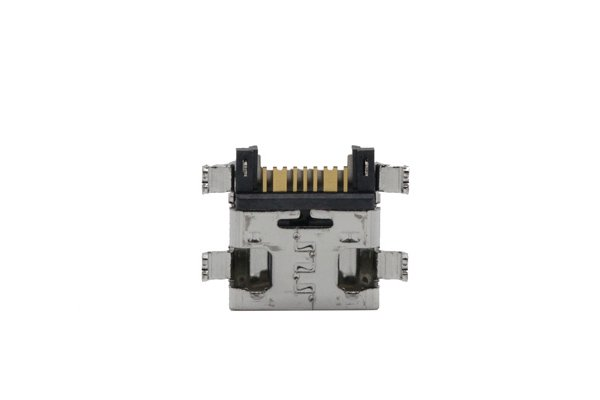 Galaxy J7 マイクロUSBコネクター交換修理(充電) [2]