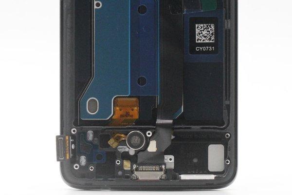 Oneplus6 フロントパネルASSY 交換修理 [4]