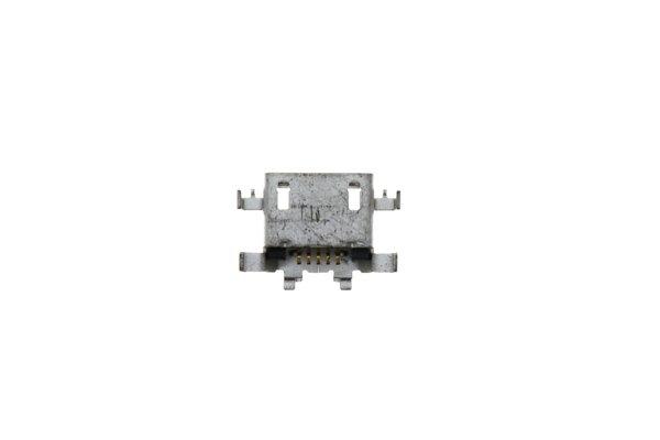 Lavie Tab E (TE508S1W) マイクロUSBコネクター交換修理 [2]