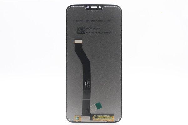 Motorola(モトローラ) moto g7 power フロントパネル交換修理 [2]