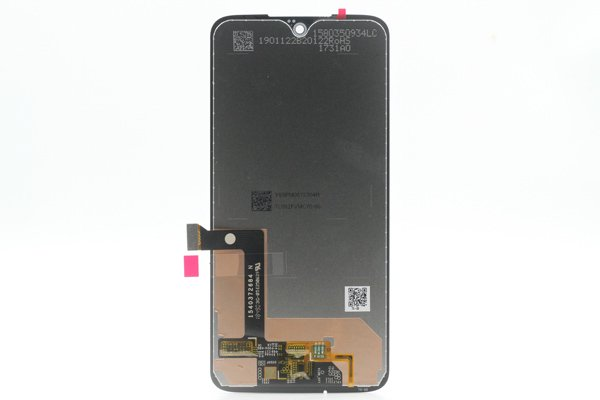 Motorola moto g7 plus フロントパネル交換修理 [2]