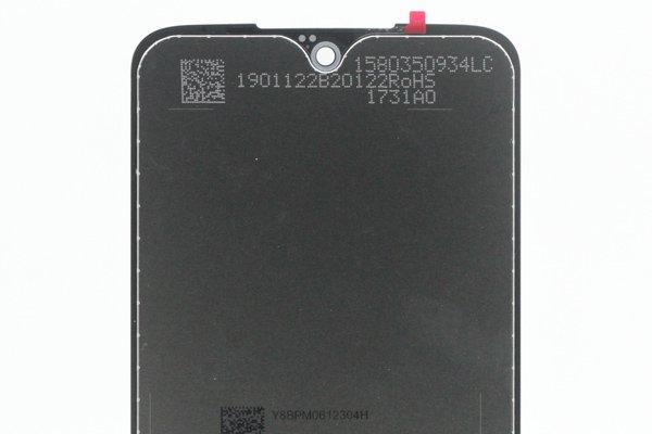 Motorola moto g7 plus フロントパネル交換修理 [3]
