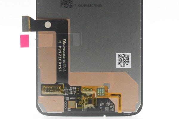 Motorola moto g7 plus フロントパネル交換修理 [4]