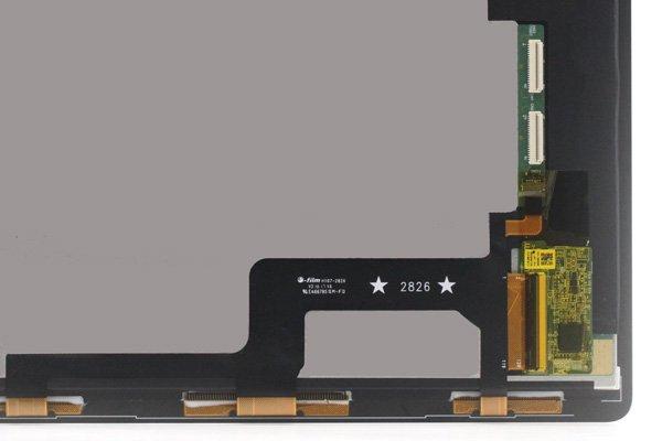 Huawei MediaPad M5 Pro フロントパネル交換修理 全2色 [3]