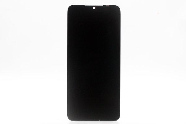 Redmi(紅米)Note7 フロントパネル ブラック 交換修理 [1]