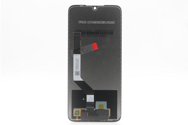 Redmi(紅米)Note7 フロントパネル ブラック 交換修理 [2]