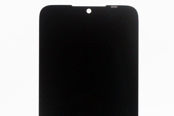 Redmi(紅米)Note7 フロントパネル ブラック 交換修理 [3]