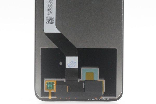 Redmi(紅米)Note7 フロントパネル ブラック 交換修理 [4]