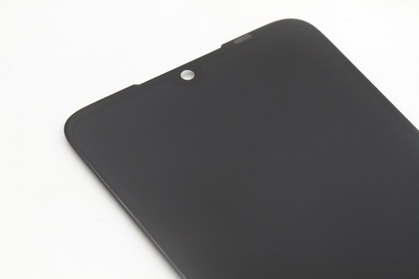 Redmi(紅米)Note7 フロントパネル ブラック 交換修理 [5]