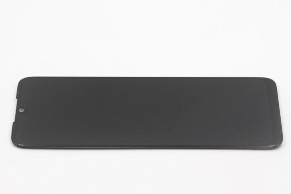 Redmi(紅米)Note7 フロントパネル ブラック 交換修理 [6]