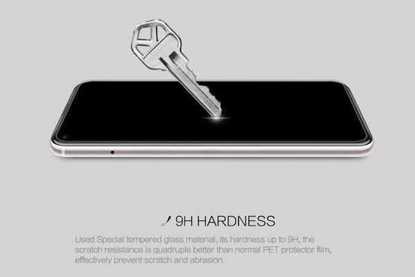 【ネコポス送料無料】Huawei Honor20 Pro 強化ガラスフィルム ナノコーティング 硬度9H [4]