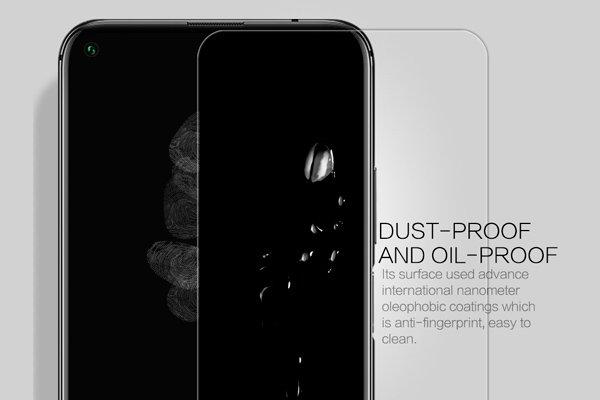 【ネコポス送料無料】Huawei Honor20 Pro 強化ガラスフィルム ナノコーティング 硬度9H [5]
