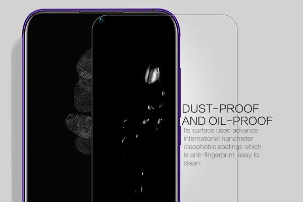 【ネコポス送料無料】Huawei Nova5 強化ガラスフィルム ナノコーティング 硬度9H [7]