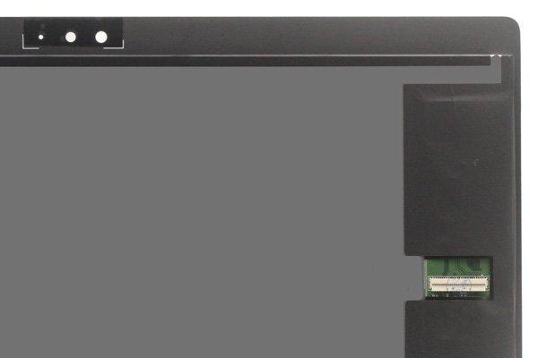 Lavie Tab E(TE410JAW)フロントパネル ホワイト 交換修理 [3]