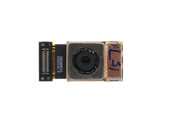 ZenFone 3 Deluxe(ZS570KL)リアカメラモジュール交換修理 [1]
