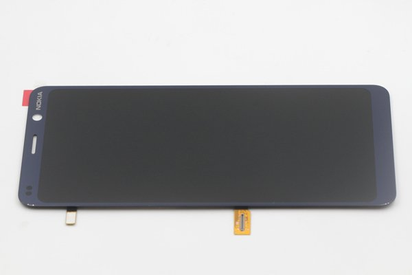NOKIA9 PureView(TA-1087)フロントパネル交換修理 [6]
