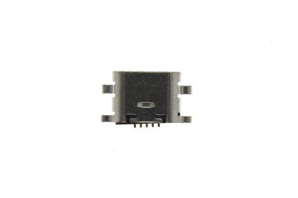 Lenovo Tab4 8(TB-8504F)マイクロUSBコネクター交換修理(充電) [1]