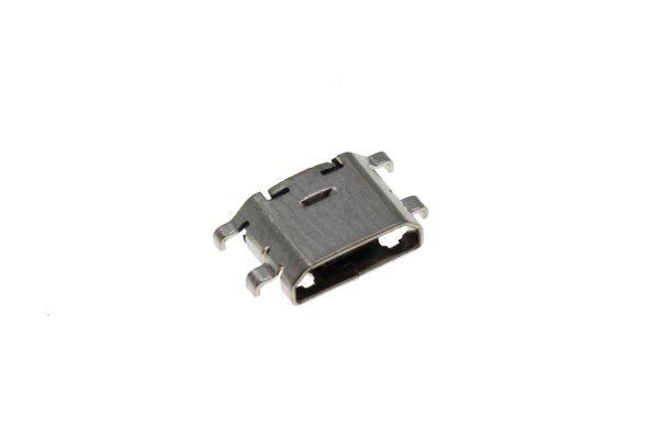 Lenovo Tab4 8(TB-8504F)マイクロUSBコネクター交換修理(充電) [3]