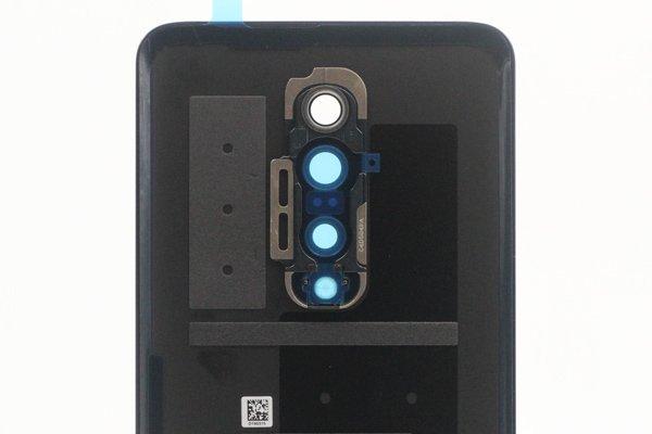 【ネコポス送料無料】Oneplus7 Pro バックカバー ブルー [4]