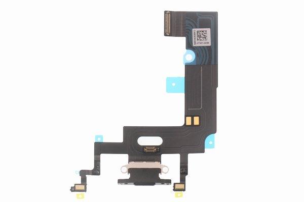 【ネコポス送料無料】iPhone XR ライトニングコネクター フレキシブルケーブル 全2色 [1]